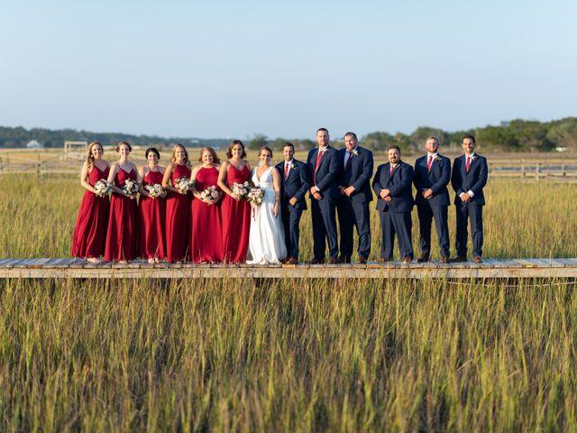 Ryan and Sarah's Wedding in Pawleys Island, South Carolina 1