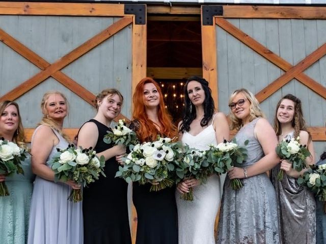 John  and Shanna's Wedding in Sevierville, Tennessee 3