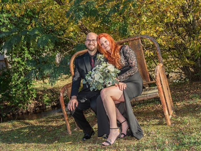 John  and Shanna's Wedding in Sevierville, Tennessee 5