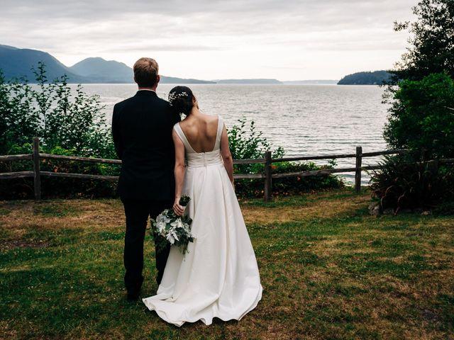 Asaki and Austin's Wedding in Seabeck, Washington 1