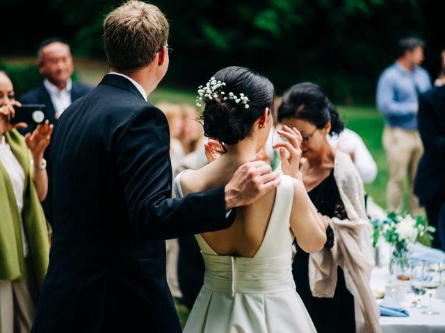 Asaki and Austin's Wedding in Seabeck, Washington 2