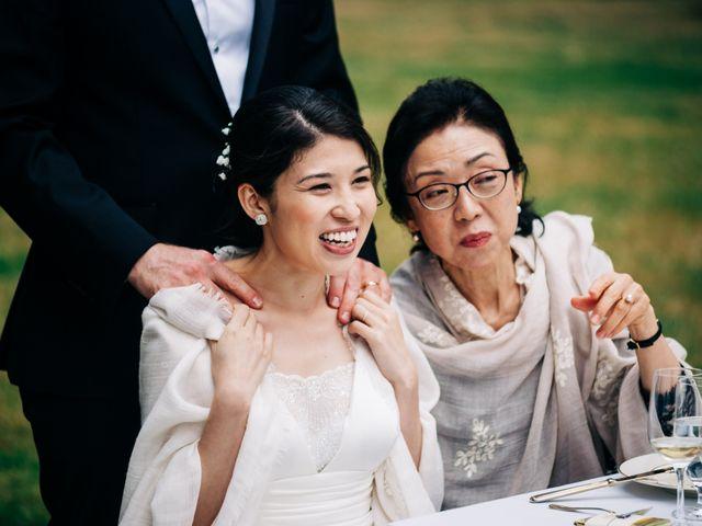 Asaki and Austin's Wedding in Seabeck, Washington 5