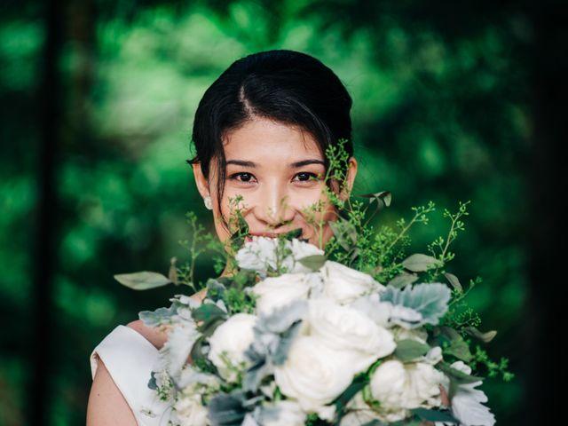 Asaki and Austin's Wedding in Seabeck, Washington 6