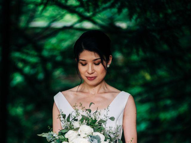 Asaki and Austin's Wedding in Seabeck, Washington 7