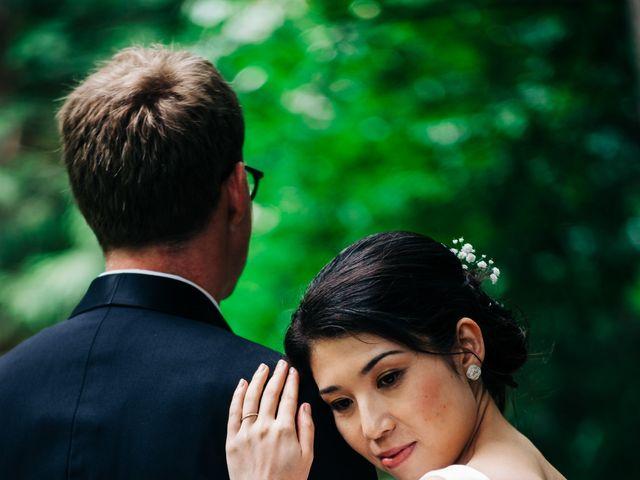 Asaki and Austin's Wedding in Seabeck, Washington 8