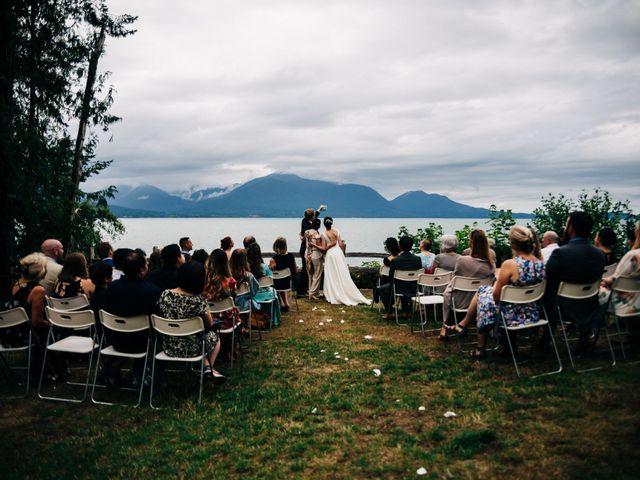 Asaki and Austin's Wedding in Seabeck, Washington 10