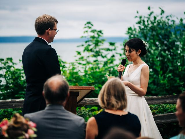 Asaki and Austin's Wedding in Seabeck, Washington 11