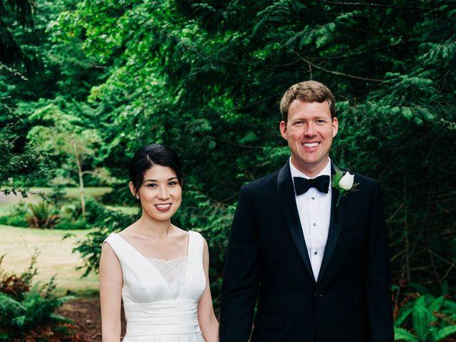 Asaki and Austin's Wedding in Seabeck, Washington 13