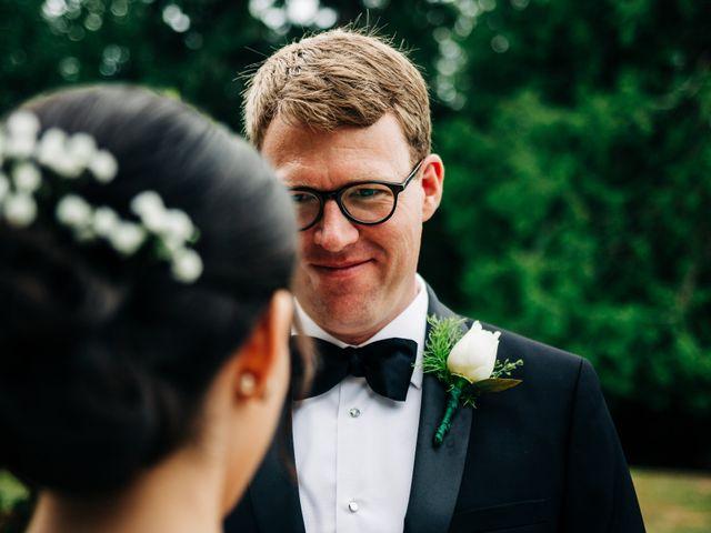 Asaki and Austin's Wedding in Seabeck, Washington 14