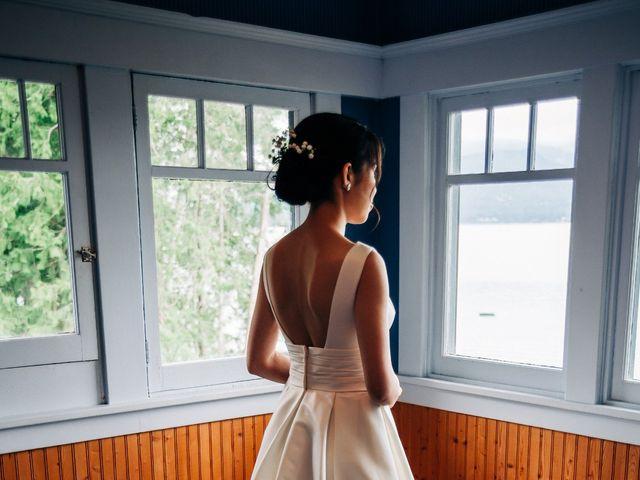 Asaki and Austin's Wedding in Seabeck, Washington 15