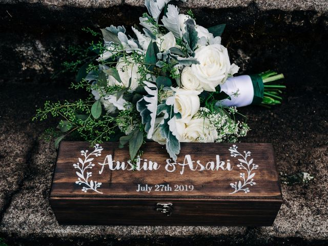 Asaki and Austin's Wedding in Seabeck, Washington 16
