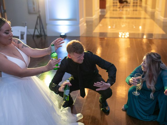 Johnny and Yelisse's Wedding in Lake Mary, Florida 10
