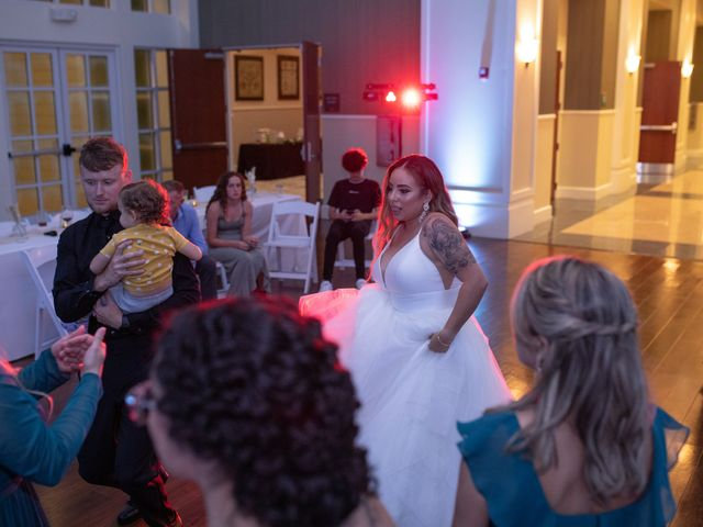 Johnny and Yelisse's Wedding in Lake Mary, Florida 14