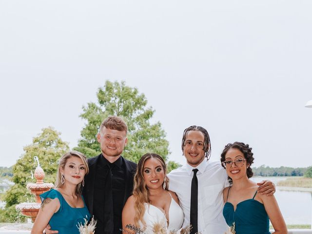 Johnny and Yelisse's Wedding in Lake Mary, Florida 25