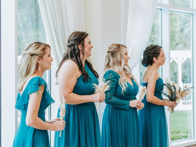 Johnny and Yelisse's Wedding in Lake Mary, Florida 30
