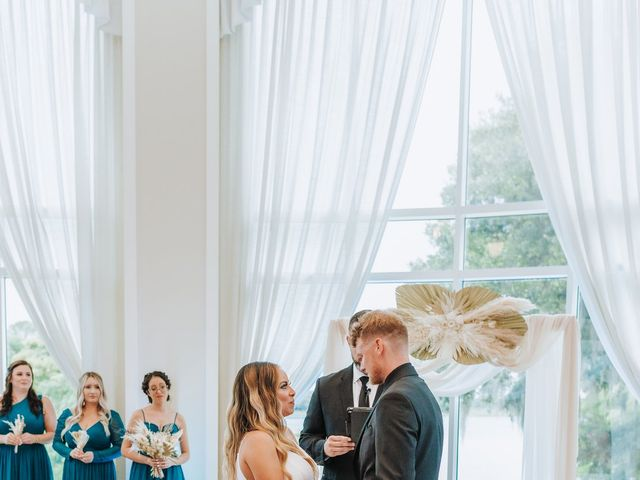 Johnny and Yelisse's Wedding in Lake Mary, Florida 31