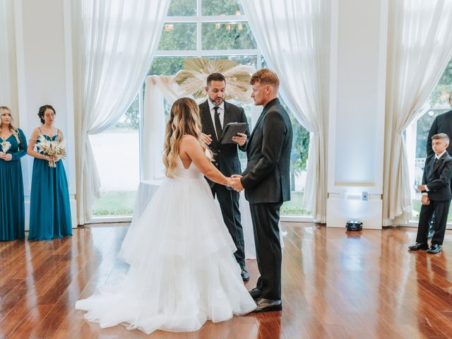 Johnny and Yelisse's Wedding in Lake Mary, Florida 32