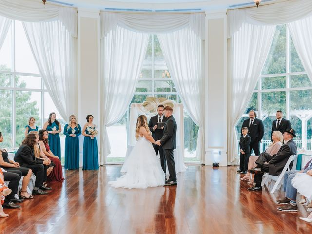 Johnny and Yelisse's Wedding in Lake Mary, Florida 34