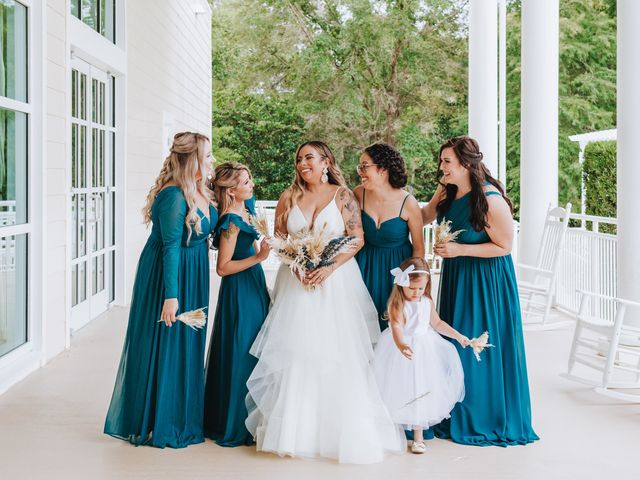 Johnny and Yelisse's Wedding in Lake Mary, Florida 37