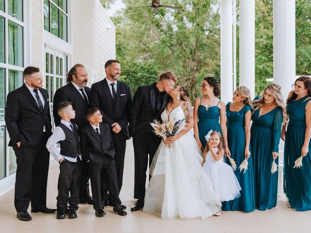 Johnny and Yelisse's Wedding in Lake Mary, Florida 39