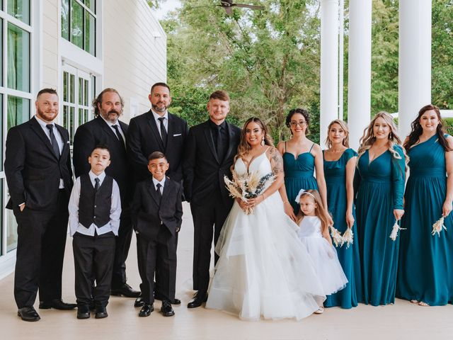 Johnny and Yelisse's Wedding in Lake Mary, Florida 40