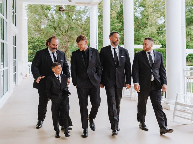 Johnny and Yelisse's Wedding in Lake Mary, Florida 41