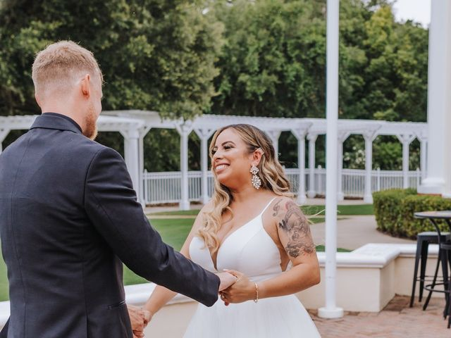 Johnny and Yelisse's Wedding in Lake Mary, Florida 48