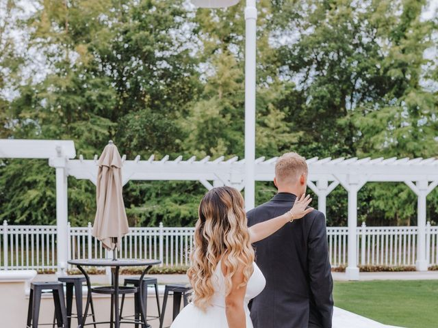 Johnny and Yelisse's Wedding in Lake Mary, Florida 50