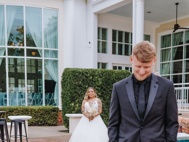 Johnny and Yelisse's Wedding in Lake Mary, Florida 51