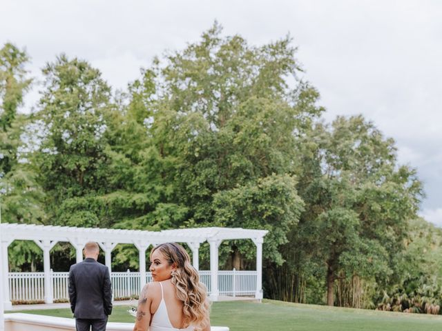 Johnny and Yelisse's Wedding in Lake Mary, Florida 52