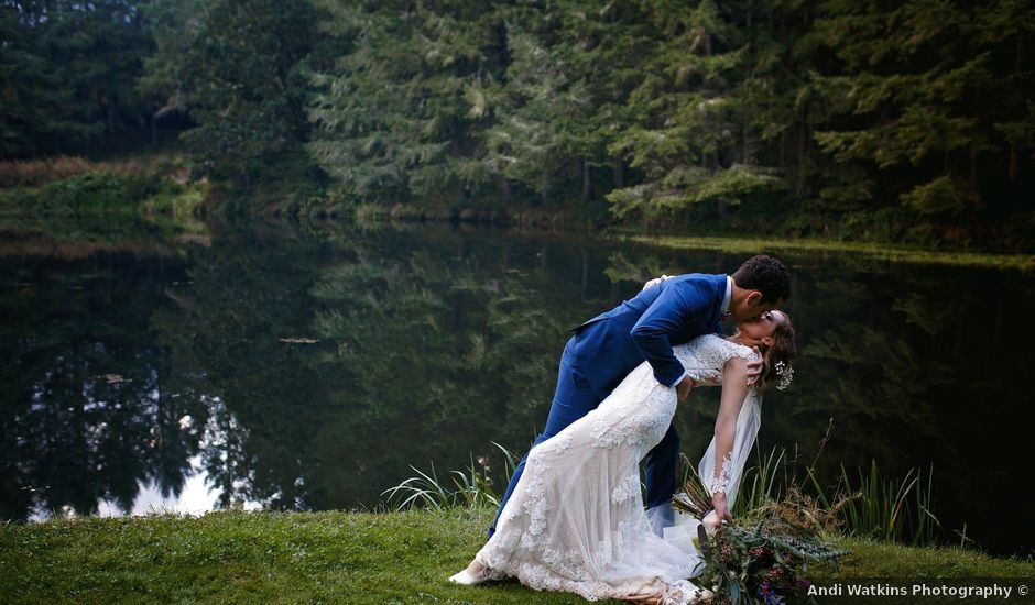 Gavin and Cambrie's Wedding in Silverton, Oregon