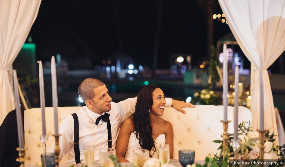 Courtney and Daniel's Wedding in Punta Cana, Dominican Republic
