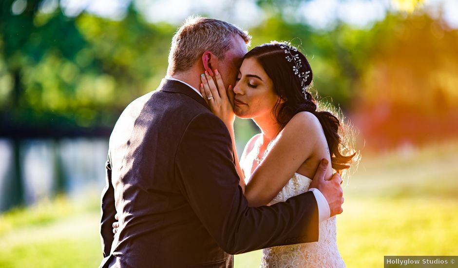 Sean and Rachel's Wedding in Ridge, District of Columbia
