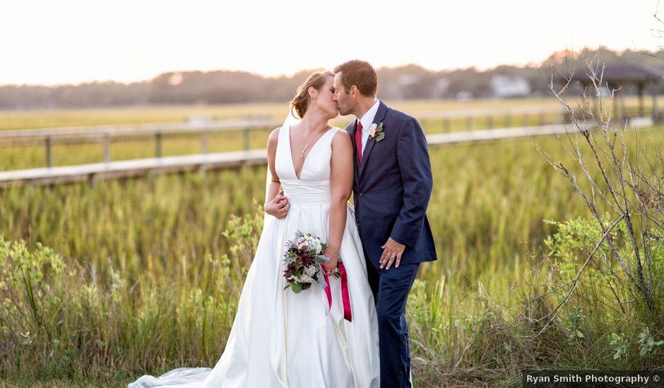 Ryan and Sarah's Wedding in Pawleys Island, South Carolina