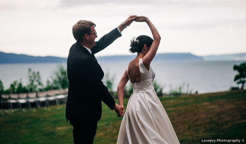 Asaki and Austin's Wedding in Seabeck, Washington