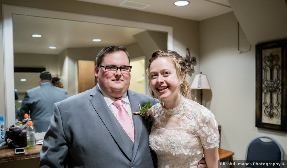 Tanner and Katherine's Wedding in Tulsa, Oklahoma