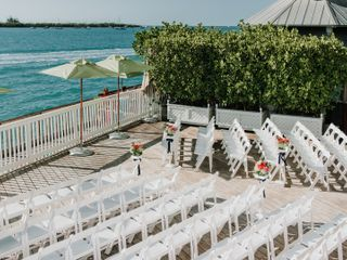 Emily and Patrick's Wedding in Key West, Florida 10