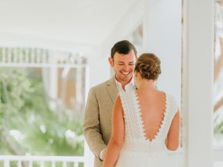 Emily and Patrick's Wedding in Key West, Florida 7
