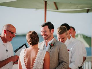 Emily and Patrick's Wedding in Key West, Florida 12