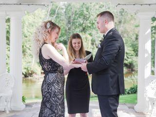 Jordan and Michal's Wedding in Eaton Rapids, Michigan 13