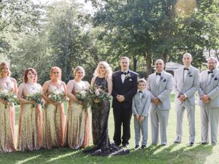 Jordan and Michal's Wedding in Eaton Rapids, Michigan 20