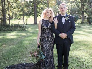 Jordan and Michal's Wedding in Eaton Rapids, Michigan 29
