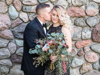 Jordan and Michal's Wedding in Eaton Rapids, Michigan 30