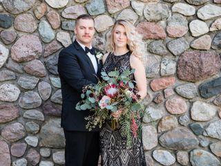 Jordan and Michal's Wedding in Eaton Rapids, Michigan 31