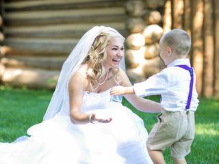 The wedding of Ashley and Jason 2