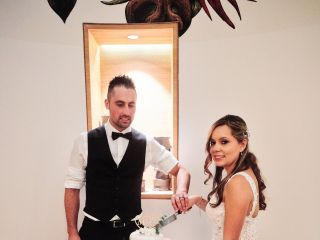 The wedding of Stephanie and Pedro 2