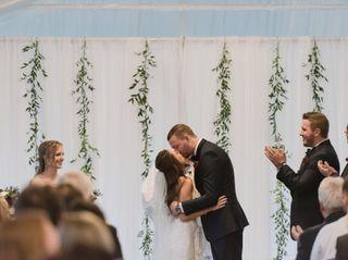 The wedding of Kristen and Brett 3