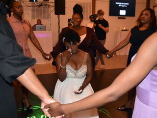 The wedding of Jamarcus and Jalonna 1