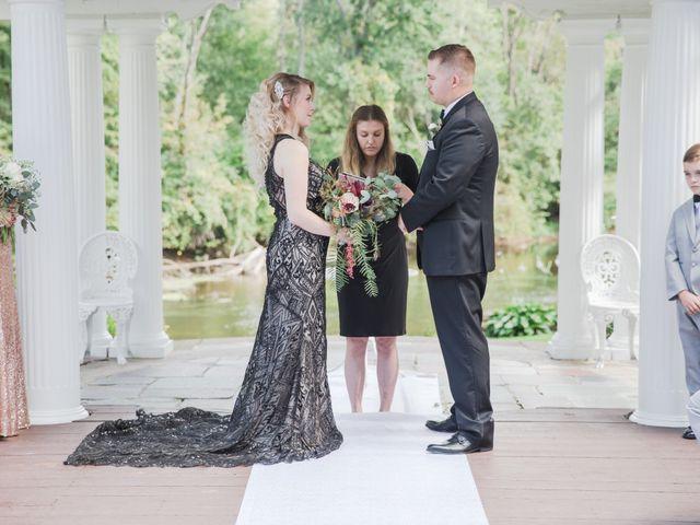 Jordan and Michal's Wedding in Eaton Rapids, Michigan 10