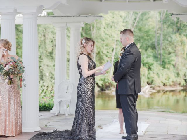 Jordan and Michal's Wedding in Eaton Rapids, Michigan 12